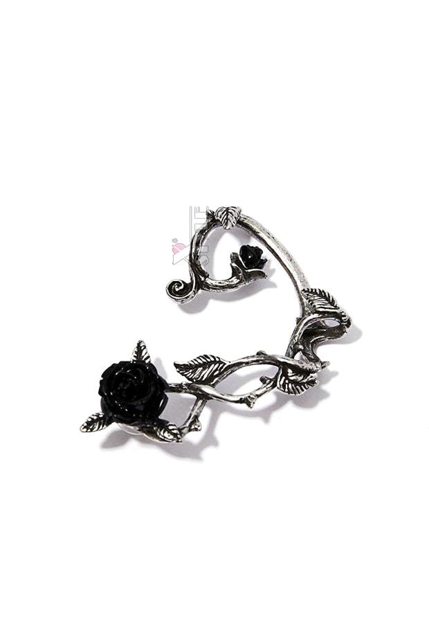 Серьга Black Rose AGE410, 5
