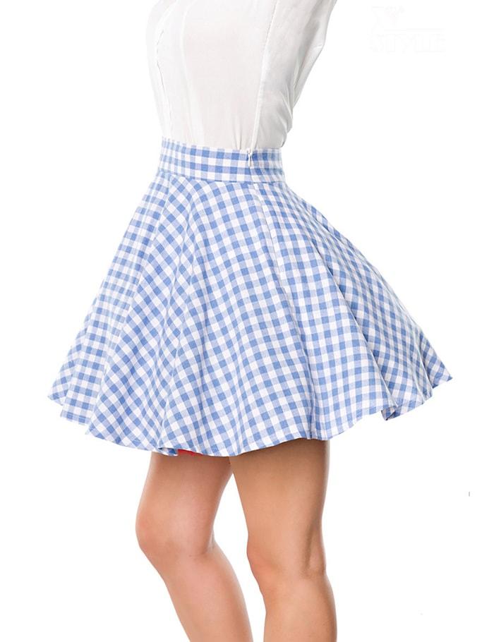 Короткая юбка солнце Belsira, 5