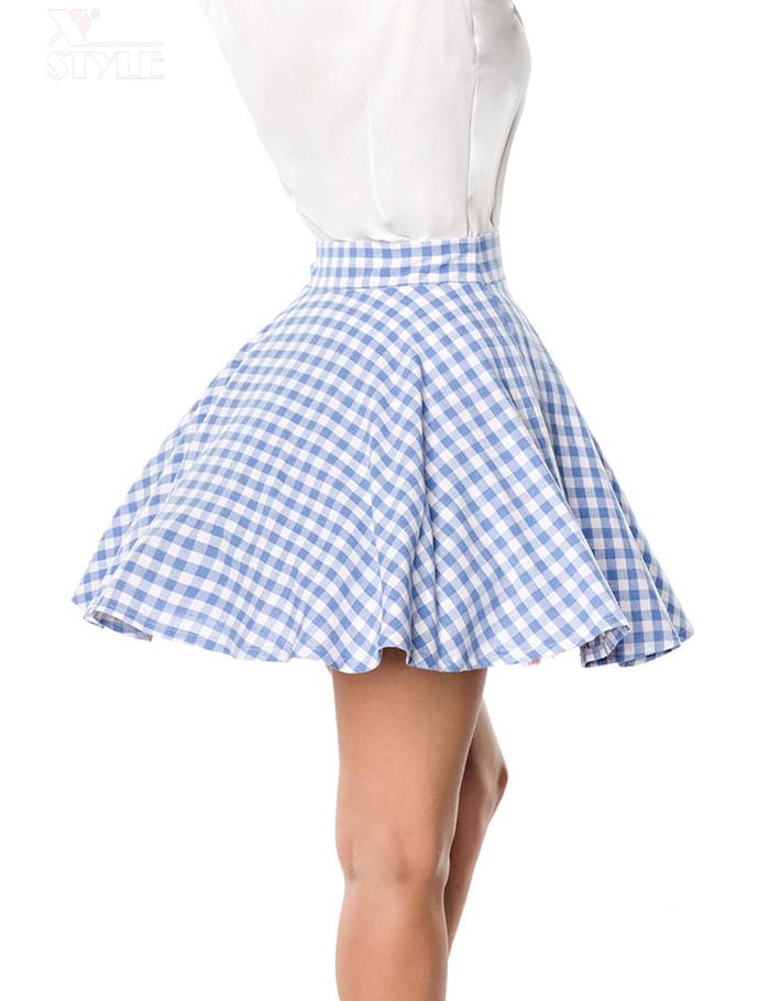 Короткая юбка солнце Belsira, 11