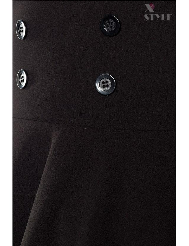 Расклешенная юбка с завышенной талией Belsira, 11