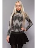 Зимове пальто з хутром на комірі X-Style купити недорого в Києві ... 02cad48780833