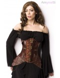 Корсет Steampunk Brocade A1156