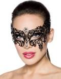 Карнавальная металлическая маска