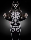 Платье Skeleton Lady