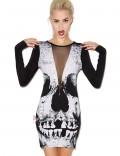 Облегающее платье XC5302-10