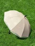 Ажурный зонт (Ivory)