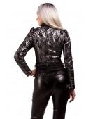 Винтажный пиджак с сеточкой X135 (114135) - 3, 8