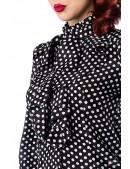 Блузка в горошек Belsira (101155) - цена, 4