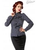 Блузка в ретро-стиле Belsira (101157) - foto