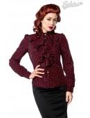 Блузка в стиле ретро Belsira (101158) - foto