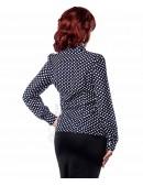Блузка в ретро-стиле (101157) - оригинальная одежда, 2
