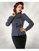 Блузка в ретро-стиле (101157) - foto