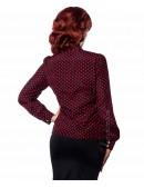 Блузка в стиле ретро (101158) - оригинальная одежда, 2