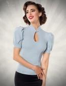 Винтажная блузка Belsira (101188) - foto