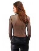 Рубашка женская в сетку X-Style (103013) - цена, 4