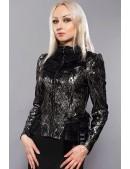 Ажурная блузка в стиле Ретро X-Style (112022) - оригинальная одежда, 2