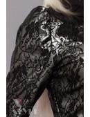 Ажурная блузка в стиле Ретро X-Style (112022) - цена, 4