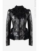 Ажурная блузка в стиле Ретро X-Style (112022) - foto
