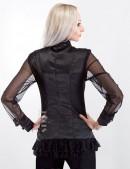 Блузка с жабо X-Style (101114) - оригинальная одежда, 2