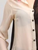 Блузка из шифона X178 (101178) - цена, 4