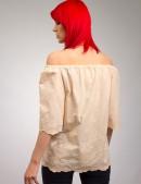 Блузка с открытыми плечами X-Style (101181) - материал, 6