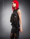 Блузка со шлейфом X177 (101177) - foto