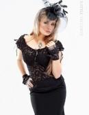 Кружевная блузка Xstyle (101172) - foto