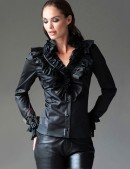 Блузка под кожу 101138 (101138) - foto