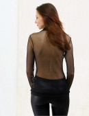 Рубашка-сетка (103013) - цена, 4