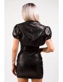 Кожаное болеро X-Style (104116) - оригинальная одежда, 2