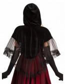 Накидка-мантия с капюшоном (504216) - оригинальная одежда, 2