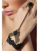Браслет с кольцом (слейв) Amynetti (710116) - оригинальная одежда, 2