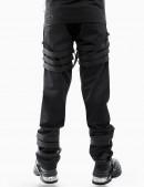 Мужские брюки с пряжками (207001) - оригинальная одежда, 2
