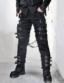 Мужские брюки с пряжками (207001) - цена, 4