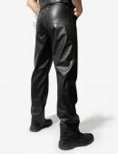 Мужские кожаные брюки (207003) - оригинальная одежда, 2