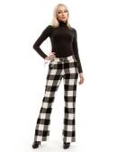 Теплые брюки-клеш (108049) - цена, 4