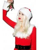 Новогодний костюм Мисс Санта DS6185 (126185) - цена, 4