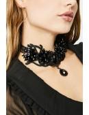 Ожерелье с камнями XT Jewelry (706226) - цена, 4