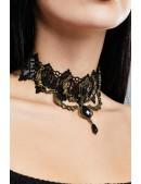 Винтажное ожерелье-чокер DL6236 (706236) - оригинальная одежда, 2