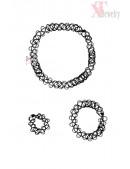 Ожерелье-чокер с браслетом и кольцом XJ7002 (717002) - foto
