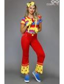 Женский костюм клоуна Cosplay Couture (118083) - foto