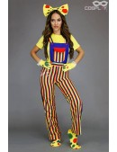 Костюм циркового клоуна женский C8084 (118084) - foto