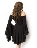 Платье-туника c широкими рукавами A5018 (165018) - оригинальная одежда, 2