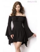 Платье-туника c широкими рукавами A5018 (165018) - foto