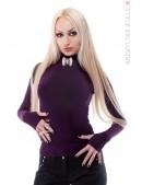 Водолазка женская со съемной брошью X-Style (101107-3) - foto