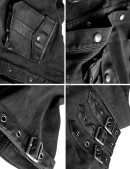 Мужская джинсовая рубашка (202006) - 3, 8