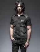 Мужская джинсовая рубашка (202006) - 5, 12