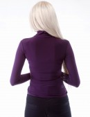 Водолазка женская со съемной брошью X-Style (101107-3) - оригинальная одежда, 2