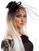 Обруч с вуалью и розами Xstyle accessories (504213) - foto