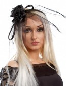 Обруч с вуалью и розами Xstyle accessories (504213) - оригинальная одежда, 2